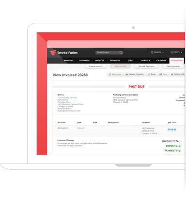 Invoicing & Payments